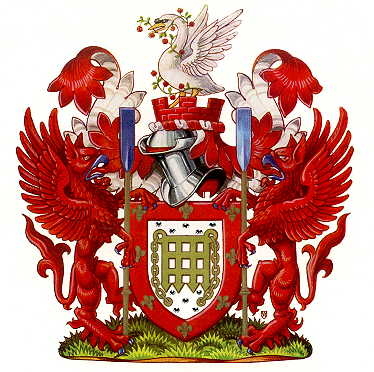 richmond armorial bearings